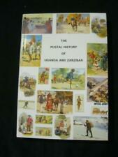 More details for the postal history of uganda and zanzibar by edward b proud