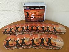 RETIRE IN 5 YEARS REAL ESTATE INVESTING COURSE BY MIKE WATSON - 16 CD PACKAGE!