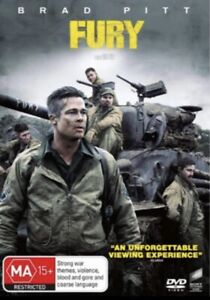 Fury : NEW DVD