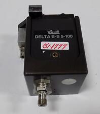 WORNER DELTA PNEUMATIC SEPERATING STOP  B-S 5-100