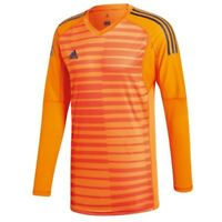 ADIDAS ADIPRO 18 LUCKY ORANGE/UNITY INK GOALKEEPER JERSEY - MODEL CV6349 $65.00