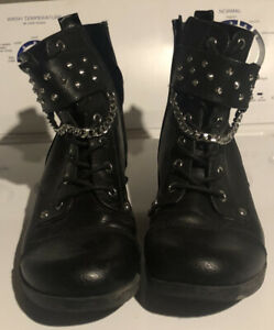 G By Guess Moto Boots - Excellent Condition! Worn Twice!