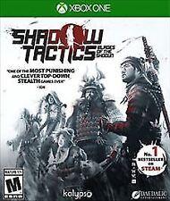 Xbox One Shadow Tactics: Blades of the Shogun  - Brand New