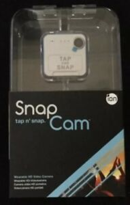 ION Snap Cam Wearable HD Video Camera