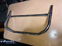 Chrome bicycle handlebars CROSSBRACE STYLE  Schwinn Columbia Huffy Dayton  etc.
