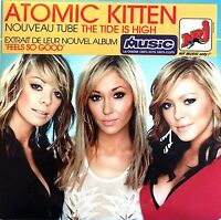 Atomic Kitten CD Single The Tide Is High (Get The Feeling) - Europe (EX/M)