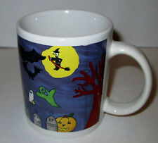 WCL HALLOWEEN HAUNTED HOUSE GHOSTS CEMETERY GHOST BUSTER THEMED Coffee Mug