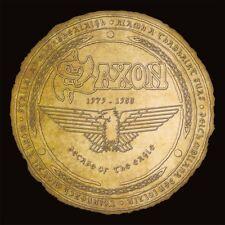 SAXON DECADE OF THE EAGLE 2CD SET (New Release November 17th 2017)