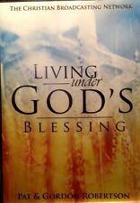 Living Under God's Blessing Pat & Gordon Robertson DVD. New Sealed