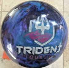 MOTIV TRIDENT QUEST BOWLING BALL  - 14# - Plugged, Revived, and Resurfaced
