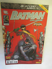 "Batman Universe Numéro 7 de juin 2011 ""batman versus Robin"" 1/2"