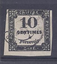 France - Taxe n° 2 oblitéré - C: 20,00 €