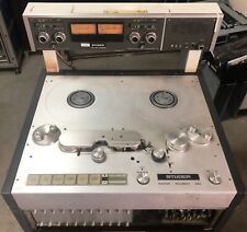 "STUDER A80 RC MK II MACHINE ""NOT FULLY TESTED"""