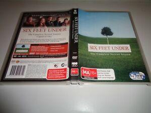 Six Feet Under : Season 2 (DVD, 2004, 4-Disc Set)