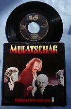 "Vinyl Single 7""  Drahdiwaberl  – Mulatschag"