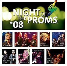 Night of the Proms 2008 von Various | CD | Zustand gut