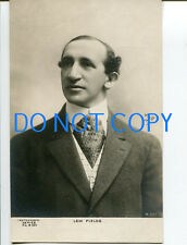 Lew Fields Comedian Actor Original The Rotograph Co New York City Postcard Photo