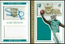 DeVante Parker 2015 Panini Playbook Auto Patch #d /99 RC Miami Dolphins