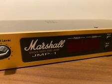 1993 Marshall JMP-1 Valve MIDI Preamp with 4 button footswitch