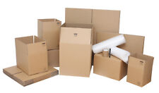 House Moving Boxes: Small Moving Pack: 25 Boxes, B/Wrap, Tape & Pen