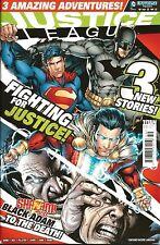 DC UNIVERSE PRESENTS # 59 / JUSTICE LEAGUE # 19 / TITAN / DC COMICS / FEB 2014