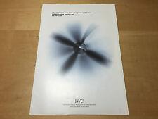 Salesfolder IWC Schaffhausen - Los Relojes de Aviador IWC - Español
