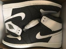 NEW AIR JORDAN 1 ONE RETRO HIGH OG RE2PECT REFLECT JETER 555088-008 MEN SIZE 7