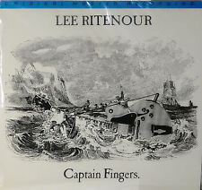 LEE RITENOUR – CAPTAIN FINGERS - MFSL 1-147 - LP Neu OVP Sealed