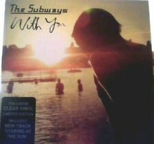 """The Subways - With You vinyl 7"""""""