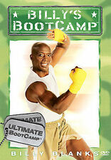 Billy Blanks Ultimate Bootcamp DVD, NEW