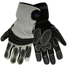 Large Snowmobile Ski Winter Snow Waterproof 3m Thinsulate Lined Insulated Gloves
