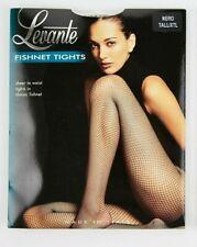 New Levante Fishnet Tights Black Tall/XTall