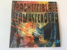 "Healing Music From USA Vol 1 Zenmaster Dead VS Spaghetti Blacc 7"" Vinyl 2015 NEW"