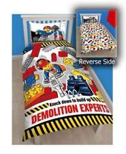 Ropa de cama Lego color principal multicolor de poliéster para niños