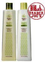 New Trader Joe's Tea Tree Tingle Kit Shampooo & Conditioner 16oz.