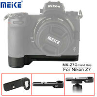 Meike MK-Z7G Portable Metal Base Hand Grip Holer Bracket for Nikon Z6 Z7 Camera