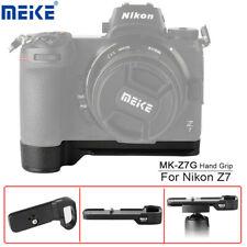 Meike MK-Z7G Portable Metal Base Hand Grip Holer Bracket for Nikon Z6 Z7 Camera