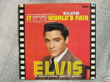 ELVIS PRESLEY 33 TOURS GERMANY WORLD'S FAIR