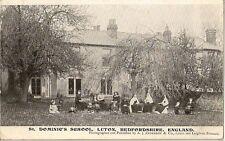 POSTCARD UNITED KINGDOM ST DOMINIC'S SCHOOL LUTON BEDFORDSHIRE ENGLAND
