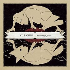 VILLAGERS - BECOMING A JACKAL: CD ALBUM (2010)