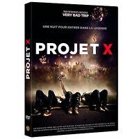 Projet X DVD NEUF SANS BLISTER