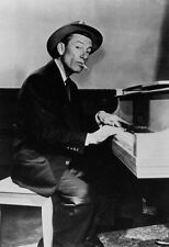 Hoagy Carmichael 1950's Jazz Pianist Photo POSTCARD 4x6