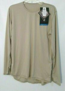 Polartec Gen III Power Dry Undershirt Base Layer Shirt Top Peckham Medium