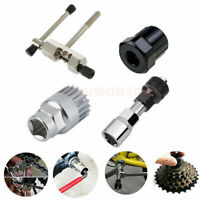 Mountain Bike MTB Bicycle Crank Chain Axis Extractor Removal Repair Tool Kits