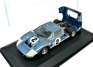MODELLINO AUTO FORD GT40 MKII MK2 BANG GT 40 N. 2 SCALA 1/43 SEBRING RACING 7091