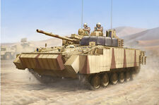 Trumpeter 1532 Russian BMP3 IFV Vehicle with ERA Tiles & Screens 1/35 Scale Kit