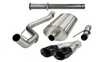 Exhaust Resonator CORSA PERFORMANCE 14759BLK fits 2011 Ford F-150 6.2L-V8