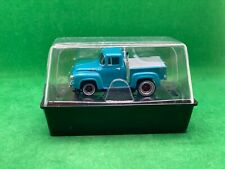 ORIGINAL AUTO WORLD, '56 FORD PICK-UP, BLUE/WHITE, CALIFORNIA CRUISING, NEW