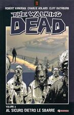 THE WALKING DEAD VOLUME 3 SECONDA RISTAMPA EDIZIONI SALDAPRESS