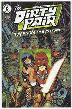 THE DIRTY PAIR: RUN FROM THE FUTURE #2 | Adam Warren Cover | 2000 | VF/NM